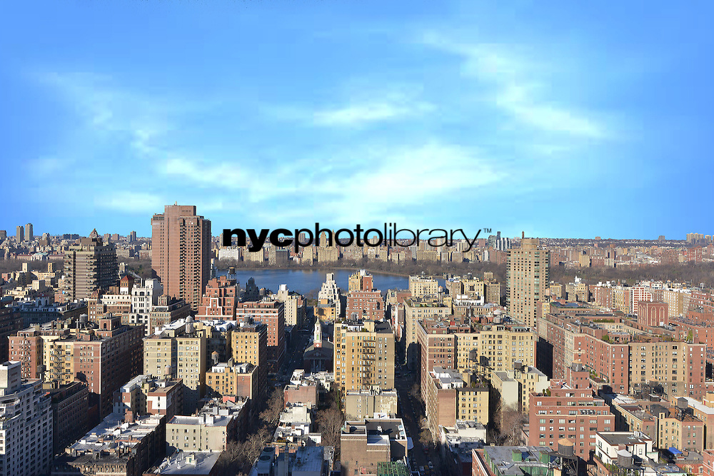 View from 1632 Third Avenue