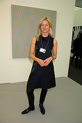 LADY HELEN TAYLOR at the opening of Frieze Art Fair 2007 held in regent's Park, London on 10th October 2007.<br /><br />NON EXCLUSIVE - WORLD RIGHTS