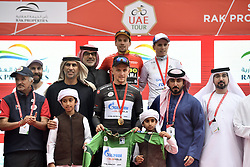 March 1, 2019 - Dubai, Emirati Arabi Uniti, Emirati Arabi Uniti - Foto LaPresse - Fabio Ferrari.01 Marzo 2019 Dubai (Emirati Arabi Uniti).Sport Ciclismo.UAE Tour 2019 - Tappa 6 - da Ajman a Jebel Jais -.180 km.Nella foto: durante la tappa...Photo LaPresse - Fabio Ferrari.March 01, 2019 Dubai (United Arab Emirates) .Sport Cycling.UAE Tour 2019 - Stage 6 - From Ajman To Jebel Jais  -.112 miles..In the pic: during the race. (Credit Image: © Fabio Ferrari/Lapresse via ZUMA Press)