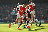 Arsenal v Watford 130316