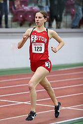 5000, Gugel, Boston U<br /> BU Terrier Indoor track meet