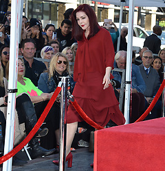 Michael Buble Hollywood Walk of Fame Star Ceremony held in front of W Hotel on November 16, 2018 in Hollywood, CA. © LuMarPhoto/AFF-USA.com. 16 Nov 2018 Pictured: Priscilla Presley. Photo credit: LuMarPhoto/AFF-USA.com / MEGA TheMegaAgency.com +1 888 505 6342