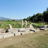 Samos-Temple of Hera