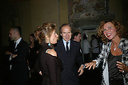 Marianne Sachs, Simon De Pury and  Violetta Caprotti, SIMON de PURY AND THE PARTNERS OF PHILLIPS de PURY & COMPANY Host a dinner in honour of <br />