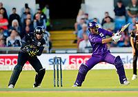 Cricket - 2021 Season - The Hundred: Men - Northern Superchargers vs Manchester Originals - Emerald Headingley, Leeds - Thursday 12th August 2021<br /> <br /> Dane Vilas of Northern Superchargers at Emerald Headingley.<br /> <br /> COLORSPORT/ALAN MARTIN
