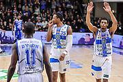 DESCRIZIONE : Campionato 2014/15 Serie A Beko Dinamo Banco di Sardegna Sassari - Acqua Vitasnella Cantu'<br /> GIOCATORE : Kenneth Kadji<br /> CATEGORIA : Ritratto Esultanza<br /> SQUADRA : Dinamo Banco di Sardegna Sassari<br /> EVENTO : LegaBasket Serie A Beko 2014/2015<br /> GARA : Dinamo Banco di Sardegna Sassari - Acqua Vitasnella Cantu'<br /> DATA : 28/02/2015<br /> SPORT : Pallacanestro <br /> AUTORE : Agenzia Ciamillo-Castoria/L.Canu<br /> Galleria : LegaBasket Serie A Beko 2014/2015