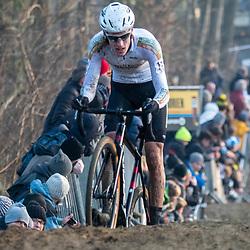 2020-01-01 Cycling: dvv verzekeringen trofee: Baal: Jens Adams riding for a new team