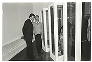STEPHEN FRY, Sensation Opening. Royal Academy of Art. London.16 September 1997.