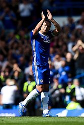 Chelsea Captain John Terry is substituted on the 26th minute of the game to mark his retirement after a long Chelsea career in the 26 shirt - Rogan Thomson/JMP - 21/05/2017 - FOOTBALL - Stamford Bridge - London, England - Chelsea v Sunderland - Premier League..