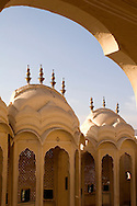 Detail of a palace, Rajasthan, India