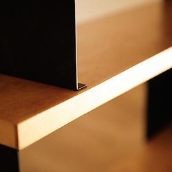 Bookshelf, Remi Trudinger, Bookshelf « Typ II », 1956 - Edition Werkgenossenschaft Wohnlife Zurich. Swiss design furniture's sale at the Artcurial Gallery. Paris, France. 4/24/2009. Photo: Antoine Doyen