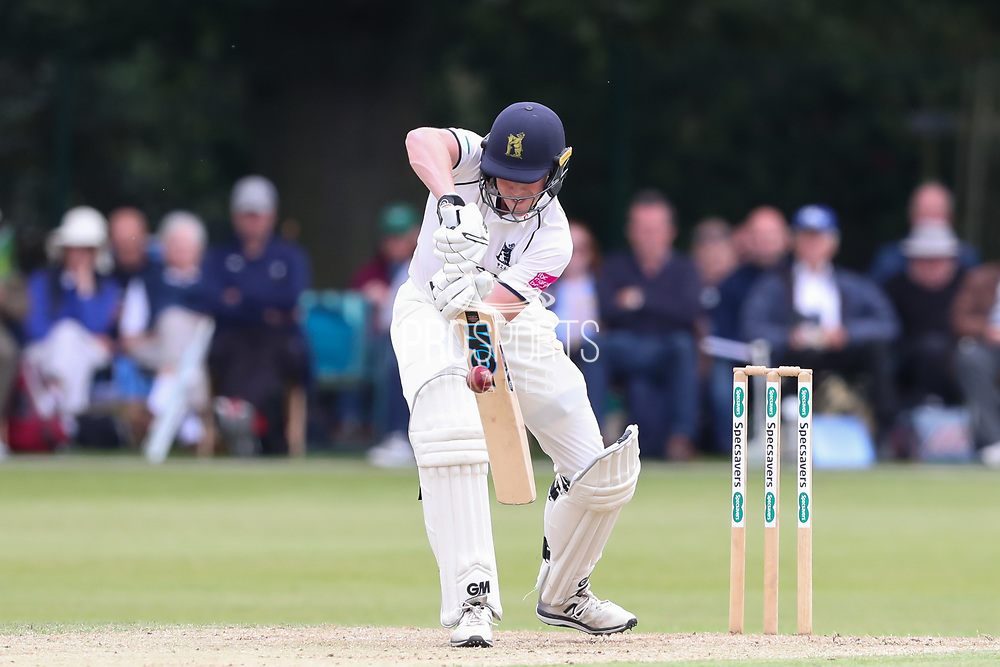 Rob Yates of Warwickshire during the Specsavers County Champ Div 1 match between Yorkshire County Cricket Club and Warwickshire County Cricket Club at York Cricket Club, York, United Kingdom on 18 June 2019.