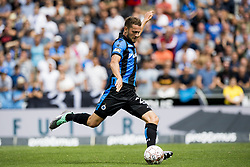 July 29, 2018 - Brugge, BELGIUM - Club's Mats Rits pictured in action during the Jupiler Pro League match between Club Brugge and KAS Eupen, in Brugge, Sunday 29 July 2018, on the first day of the Jupiler Pro League, the Belgian soccer championship season 2018-2019. BELGA PHOTO JASPER JACOBS (Credit Image: © Jasper Jacobs/Belga via ZUMA Press)