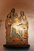 France, Finistère (29), enclos paroissial de Lampaul-Guimiliau // France, Briitany, Finistere, Lampaul-Guimiliau church