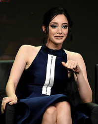 BEVERLY HILLS - AUGUST 8: Emma Dumont onstage during the panel for 'The Gifted' at the FOX portion of the 2017 Summer TCA press tour at the Beverly Hilton on August 8, 2017 in Beverly Hills, California. (Photo by Frank Micelotta/Fox/PictureGroup) *** Please Use Credit from Credit Field ***