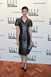 TAO OKAMOTO at the 17th Elle Style Awards 2014 in association with Warehouse held at One Embankment, 8 Victoria Embankment, London on 18th February 2014.