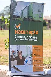 Totens Transparência, em Canoas. FOTO: André Feltes/ Agencia Preview