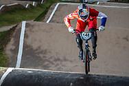 #148 (VAN GENDT Twan) NED at the 2016 UCI BMX Supercross World Cup in Santiago del Estero, Argentina