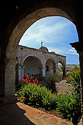 The Mission San Juan Capistrano