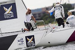 World Match Racing Tour - Energa Sopot Match Race || 2015-08-01,  Sopot, Poland || © Copyright 2015 || Robert Hajduk - WMRT || All Rights Reserved ||