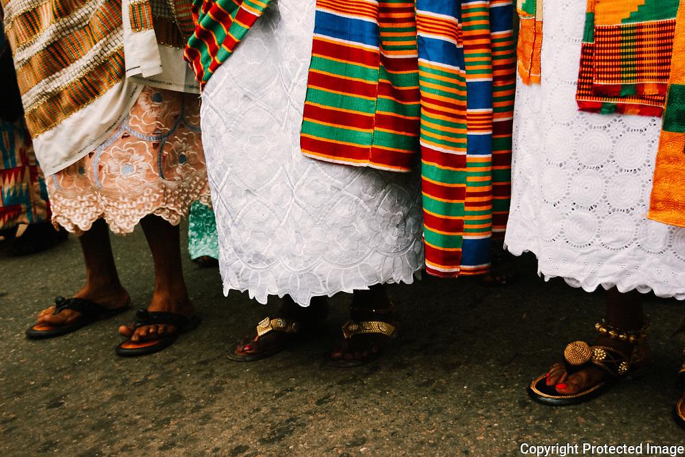 Yam Festival Details by Antoinette Dumegah
