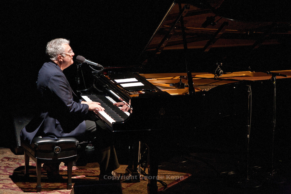 Randy Newman in concert at the Tarrytown Music Hall, Tarrytown, NY 3/4/2011.