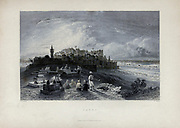 Jaffa from Volume 2 of Syria, the Holy Land, Asia Minor, &c. by Carne, John, 1789-1844; Illustrated by Bartlett, W. H. (William Henry), 1809-1854, and Allom, Thomas, 1804-1872 Published in London in 1837
