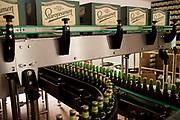 Staropramen brewery and bottling plant; Prague, Czech Republic.