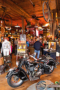Mike Wolfe's Antique Archaeology American Picker store at Marathon Village in Nashville, TN.