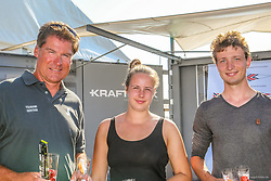 , Travemünder Woche 20. - 29.07.2018, Siegerehrung - Seebahn - Langstrecke