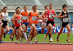 30-06-2007 ATLETIEK: NK OUTDOOR: AMSTERDAM<br /> Tijs Groen, Ries van Zon, Marcel Wouters en Paul Zwama<br /> ©2007-WWW.FOTOHOOGENDOORN.NL