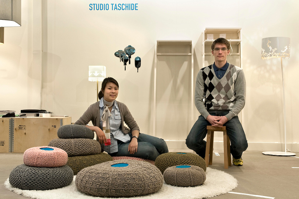 Sandra Tan & Johannes Schiebe di Studio Taschide (Germany)