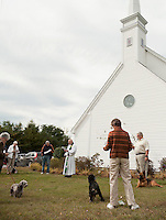 Blessing of the Animals and Soil at Good Shepherd Lutheran Church October 3, 2010