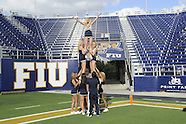 FIU Cheerleader Promotional Photos (Nov 12 2011)