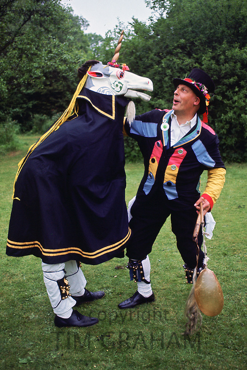 The Fool and the Westminster Horse, England, Untied Kingdom.