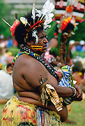 Traditional dress, Papua New Guinea