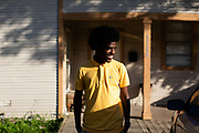 October 5, 2018   Dallas, Texas   Scenes from the 2018 Texas Sate Fair - Dominque Ellis, 18, south Dallas resident his whole life. Recorded interview<br /> <br /> dominque211999@gmail.com/214-710-5621