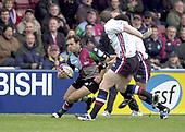 2003 1025 Harlequins vs Sale, Twickenham UK