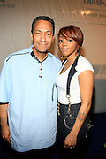 """Congressman Mel Watt and Cherri Dennis at the Hip-Hop Summit's """"Get Your Money Right"""" Financial Empowerment International Tour draws hip-hop stars and financial experts to teach young people about financial literacy held at The Johnson C. Smith University's Brayboy Gymnasium on April 26, 2008..For the past three years, hip-hop stars have come out around the country to give back to their communities. Sharing personal stories about the mistakes they've made with their own finances along the way, and emphasizing the difference between the bling fantasy of videos and the realities of life, has helped young people learn the importance of financial responsibility while they're still young. With the recent housing market crash in the United States affecting the economy, jobs, student loans and consumer confidence, young people are eager to receive sound financial advice on how to best manage their money and navigate through this volatile economic environment.."""