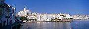 SPAIN, COSTA BRAVA Cadaques fishing resort, Dali home