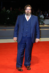Giuseppe Battiston attending The Insult Premiere during the 74th Venice International Film Festival (Mostra di Venezia) at the Lido, Venice, Italy on August 31, 2017. Photo by Aurore Marechal/ABACAPRESS.COM