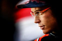 October 28, 2016 - PAYS GALLES - Thierry Neuville (BEL)- Nicolas Gilsoul (BEL)- Hyundai I20 WRC. (Credit Image: © Panoramic via ZUMA Press)