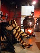 Brujas de Halloween / Ciudad de Panamá.