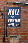 #7 Hall the Printer Ltd, Oxford Prior to demolition