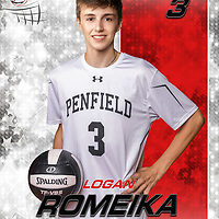 2021 Penfield Volleyball Banners
