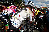 Christopher Froome (GBR - Team Sky) during the Tour de France 2018, Stage 1, Noirmoutier -en-l'île - Fontenay-le-Comte (201km) on July 7th, 2018 - Photo Luca Bettini / BettiniPhoto / ProSportsImages / DPPI