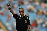 Photo: Rich Eaton.<br /> <br /> Coventry City v Preston North End. Coca Cola Championship. 14/04/2007. referee Mr Walton