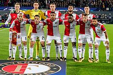 20171017 NED: UEFA CL Feyenoord - FC Shakhtar Donetsk, Rotterdam