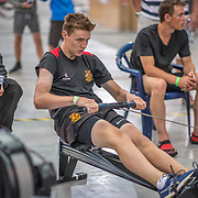 Joshua Cameron MALE LIGHTWEIGHT U15 1K Race #11  11:45am <br /> <br /> <br /> www.rowingcelebration.com Competing on Concept 2 ergometers at the 2018 NZ Indoor Rowing Championships. Avanti Drome, Cambridge,  Saturday 24 November 2018 © Copyright photo Steve McArthur / @RowingCelebration
