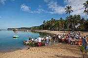 Waitui BreakfastWarwick Fiji Resort and Spa, Coral Coast, Viti Levu, Fiji